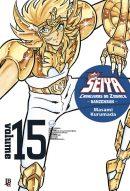 capa de CDZ - Saint Seiya [Kanzenban]