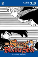 capa de The Seven Deadly Sins Capítulo #318