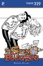Capa de The Seven Deadly Sins Capítulo #319