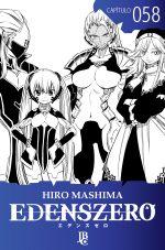 capa de Edens Zero Capítulo 058