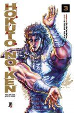 Capa de Hokuto no Ken #03