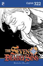 Capa de The Seven Deadly Sins Capítulo #322