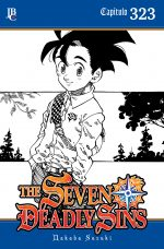 Capa de The Seven Deadly Sins Capítulo #323