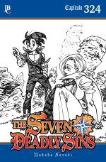 Capa de The Seven Deadly Sins Capítulo #324