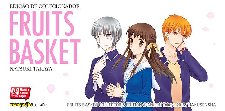 Lançamento: Fruits Basket Ed. de Colecionador