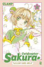 capa de Cardcaptor Sakura Clear Card