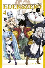 capa de Edens Zero #04