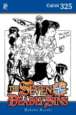 Capa de The Seven Deadly Sins Capítulo #325