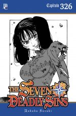 capa de The Seven Deadly Sins Capítulo #326