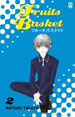 capa de Fruits Basket Digital #02