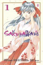 capa de Sakura Wars #1