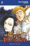 The Seven Deadly Sins Capítulo Spin-off 05