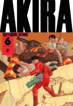 capa de Akira #6