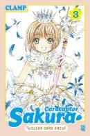 Cardcaptor Sakura Clear Card Arc #03