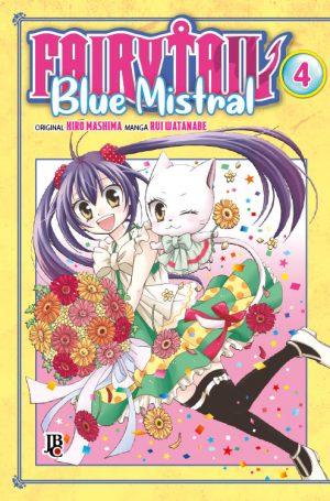 capa de Fairy Tail Blue Mistral #04
