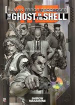 Capa de The Ghost in The Shell 1.5