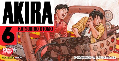 Coleção completa: Akira