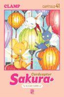 Cardcaptor Sakura Clear Card Arc capítulo #041
