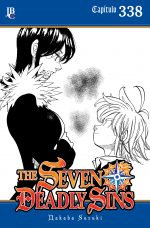 capa de The Seven Deadly Sins Capítulo #338