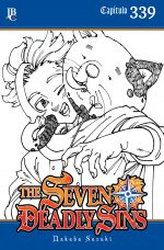 Capa de The Seven Deadly Sins Capítulo #339