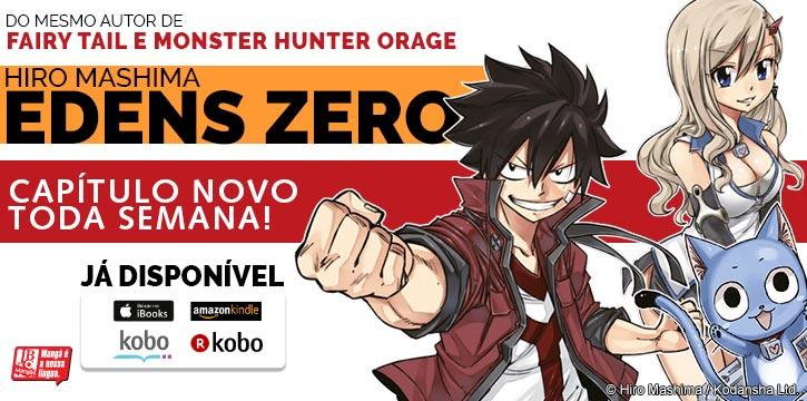 Capítulos semanais: Edens Zero