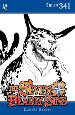 Capa de The Seven Deadly Sins Capítulo #341