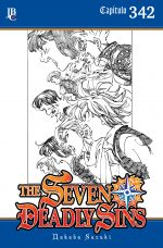 capa de The Seven Deadly Sins Cap. 342