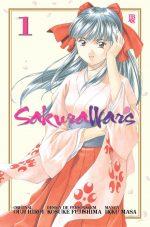 capa de Sakura Wars #01