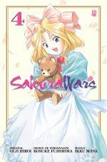capa de Sakura Wars #4