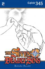capa de The Seven Deadly Sins Cap. 345