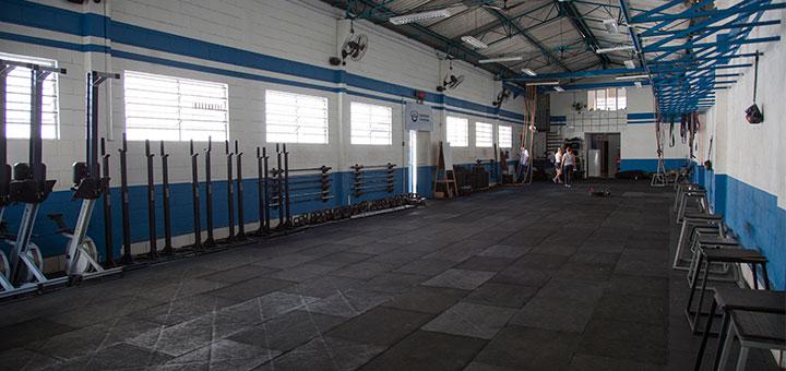 CrossFit Brasil, primeira afiliada do país. Foto: Rafael Salvador.