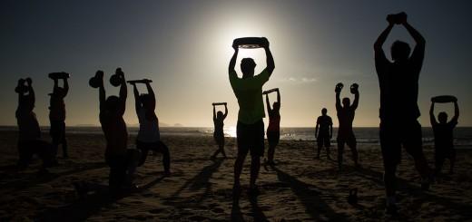 Foto de Guga Malheiros, da CrossFit Cavaleiros
