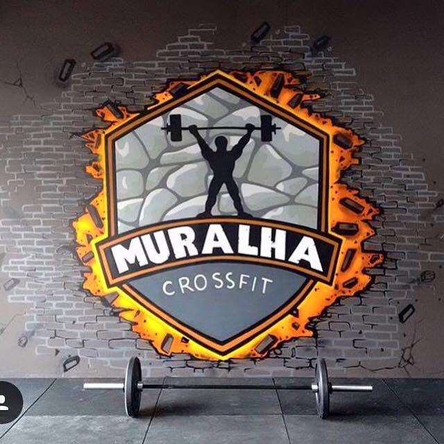 Muralha CrossFit