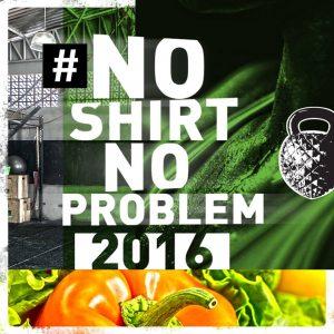 No Shirt No Problem