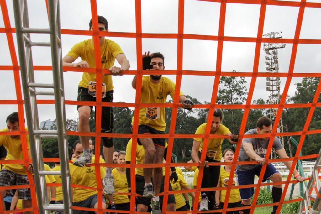 Bravus Race com CrossFit