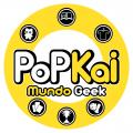 logo de PoPKai Mundo Geek