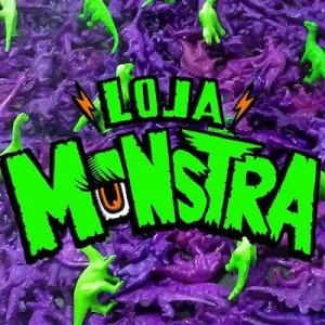 logode Loja Monstra