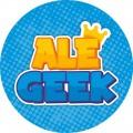logo de Alê Geek
